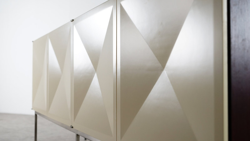 Antoine Philippon / Jacqueline Sideboard Detail View