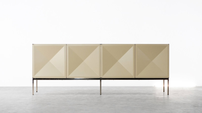 Antoine Philippon / Jacqueline Sideboard Front View