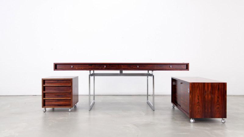 Bodil Kjaer Desk Unit front view