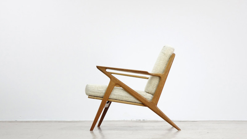 ... Crate And Barrel Tess Chair By Z Chair Mid Century Modern Z Chair 100 Tess  Chair ...