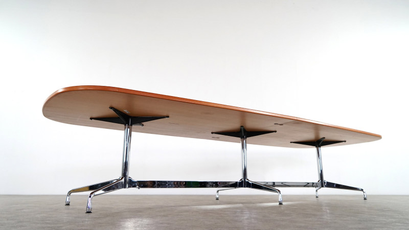 Charles Eames  Vitra Segmented Table, Meeting Office