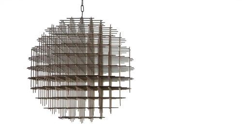 francois morellet sphere galerie denise rene