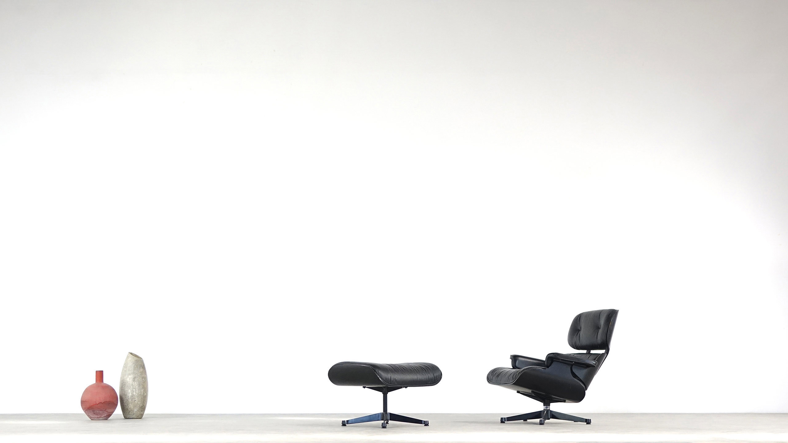 Charles Amp Ray Eames Herman Miller Lounge Chair Vitra