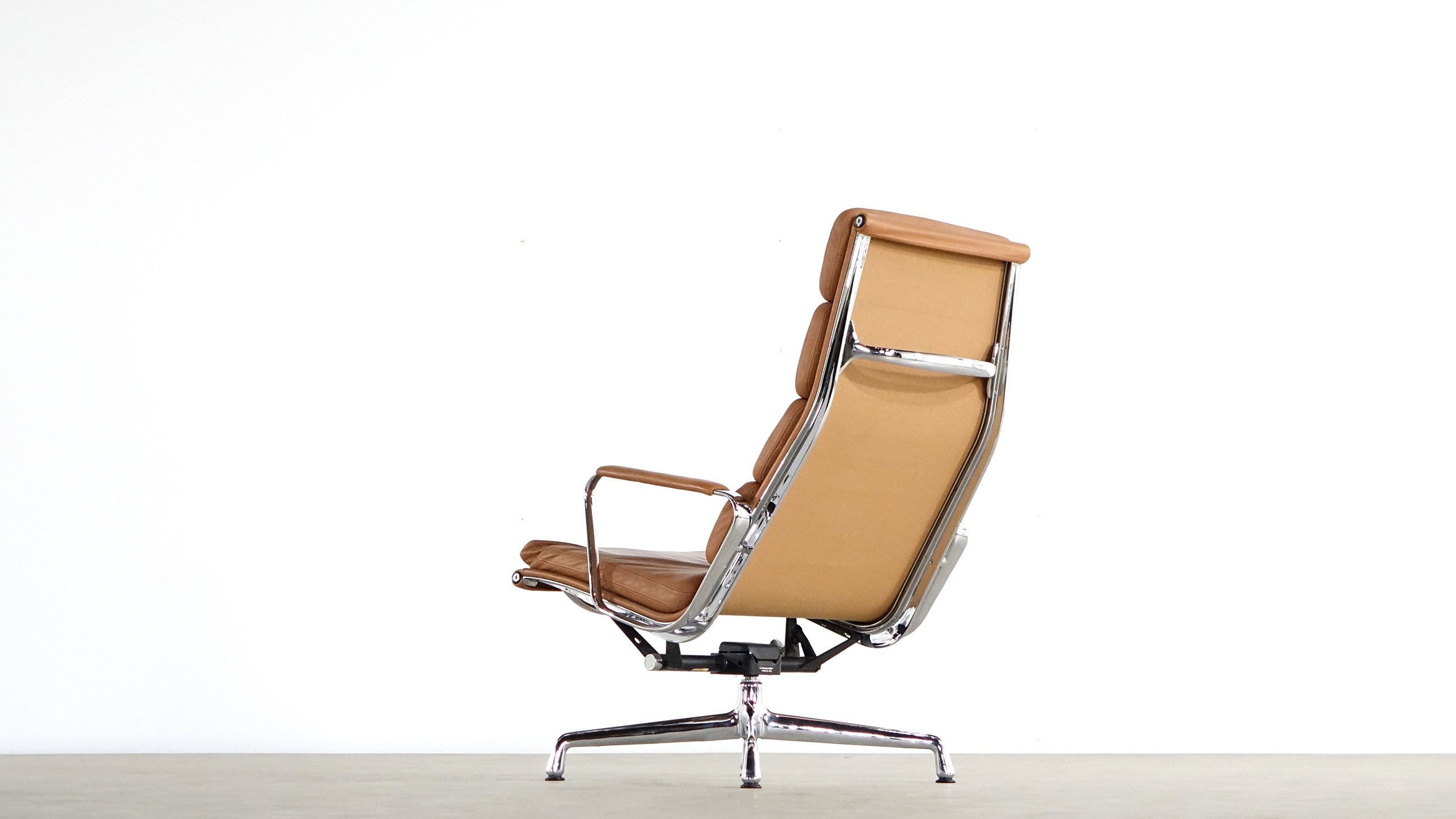 Eames alu sessel williamflooring for Vitra chair nachbau