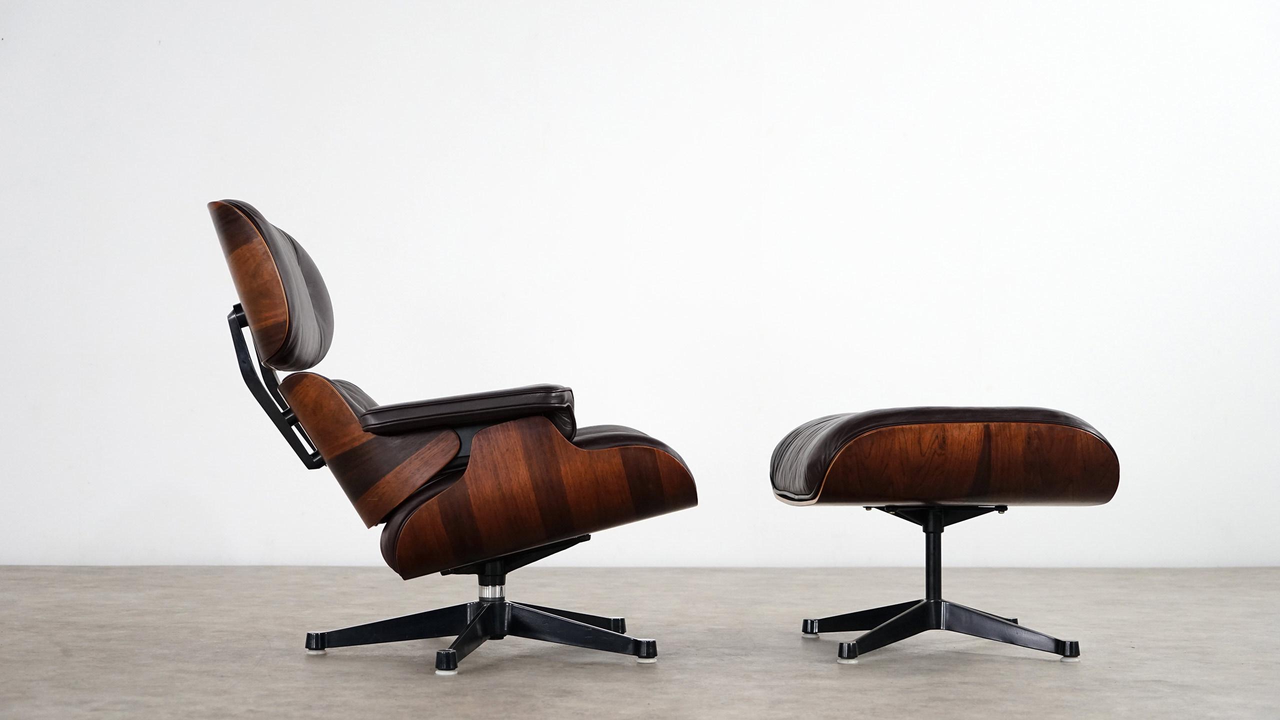 Charles Eames Lounge Chair Herman Miller Amp Vitra