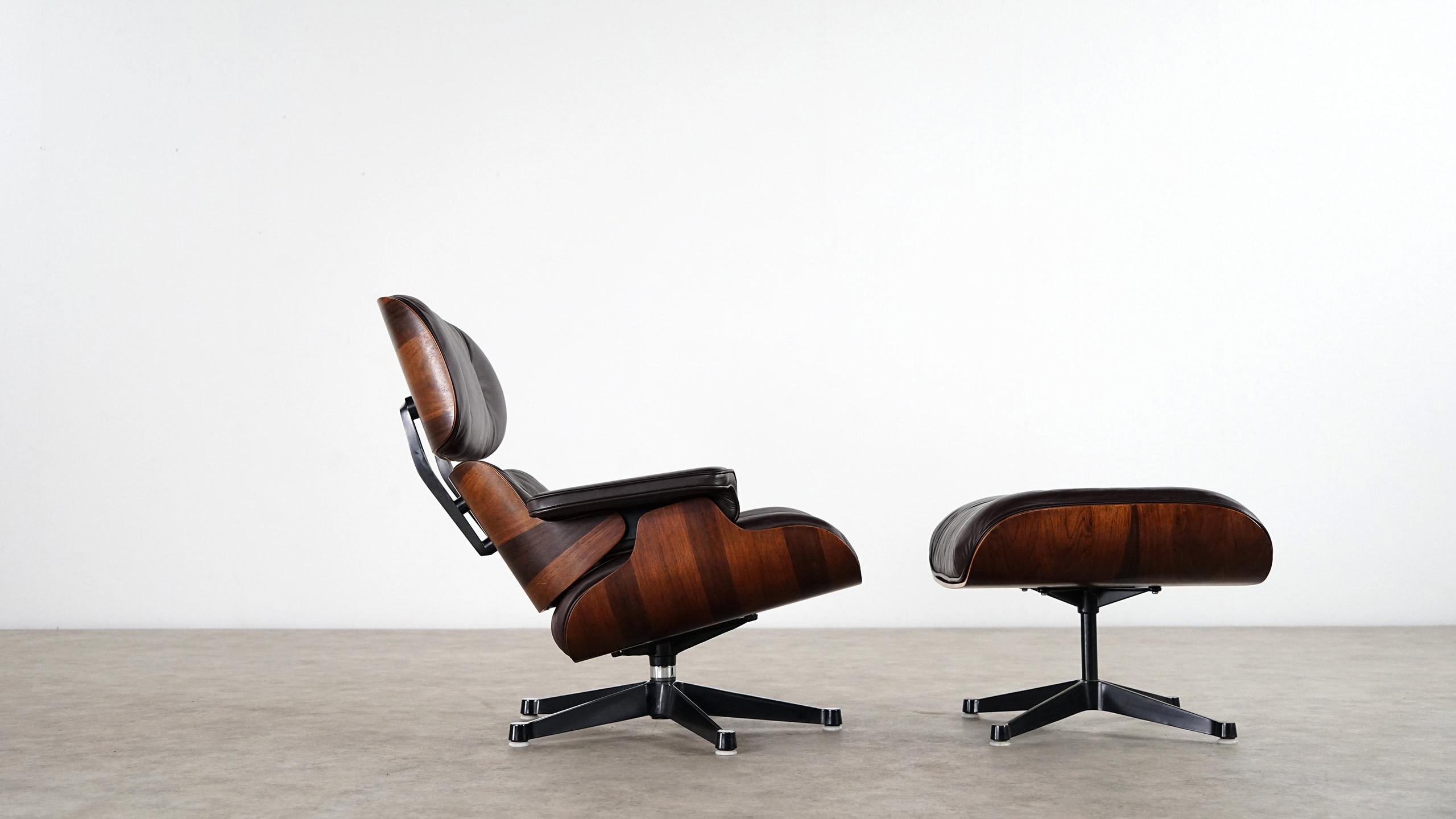 charles eames lounge chair herman miller vitra - Eames Lounge Stuhl Abmessungen