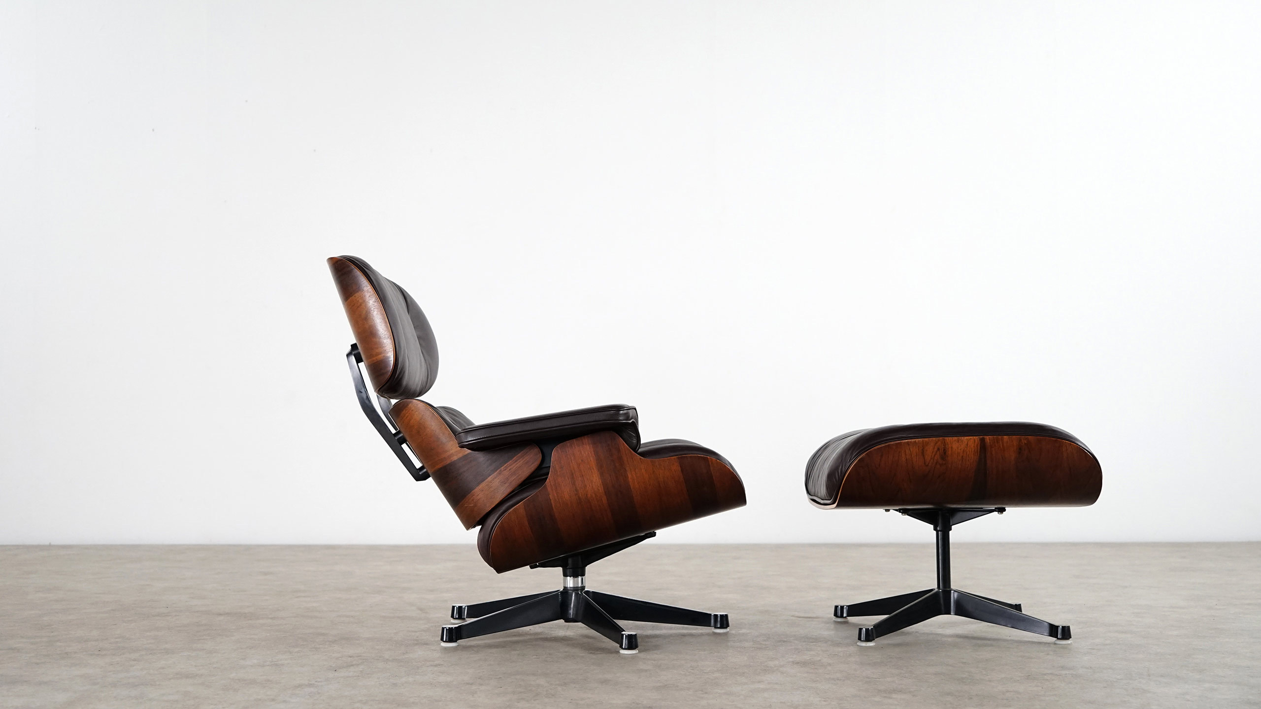 Charles eames lounge chair herman miller vitra for Charles eames lounge chair nachbildung