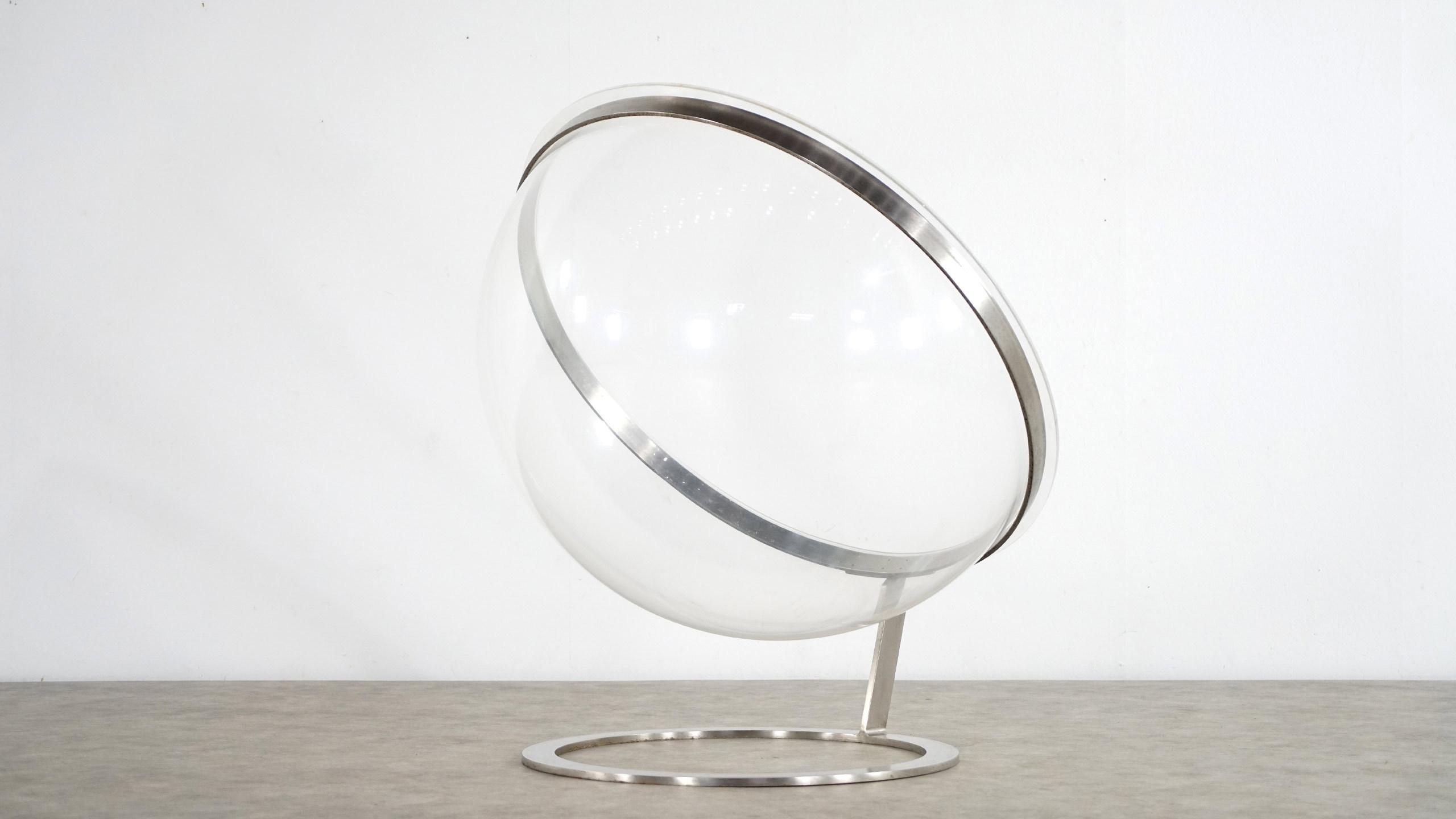 Bubble chair dimensions - Dimensions W 46 06 Inch H 48 82 Inch D 39 37 Inch W 117 Cm H 124 Cm D 100 Cm Designer Christian Daninos Manufacturer Formes Nouvelles