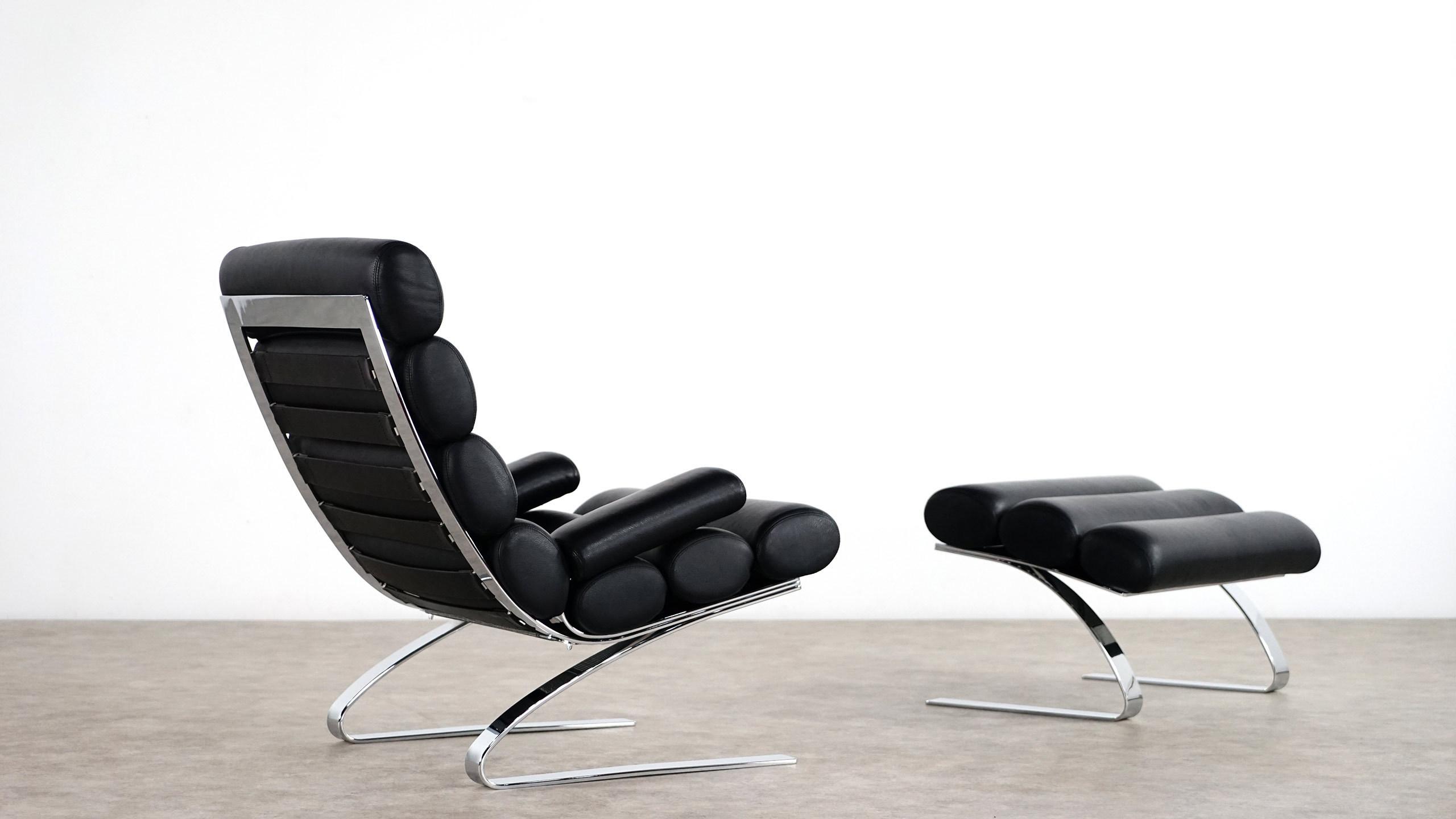 Cor Sinus Lounge Chair Amp Ottoman 1976