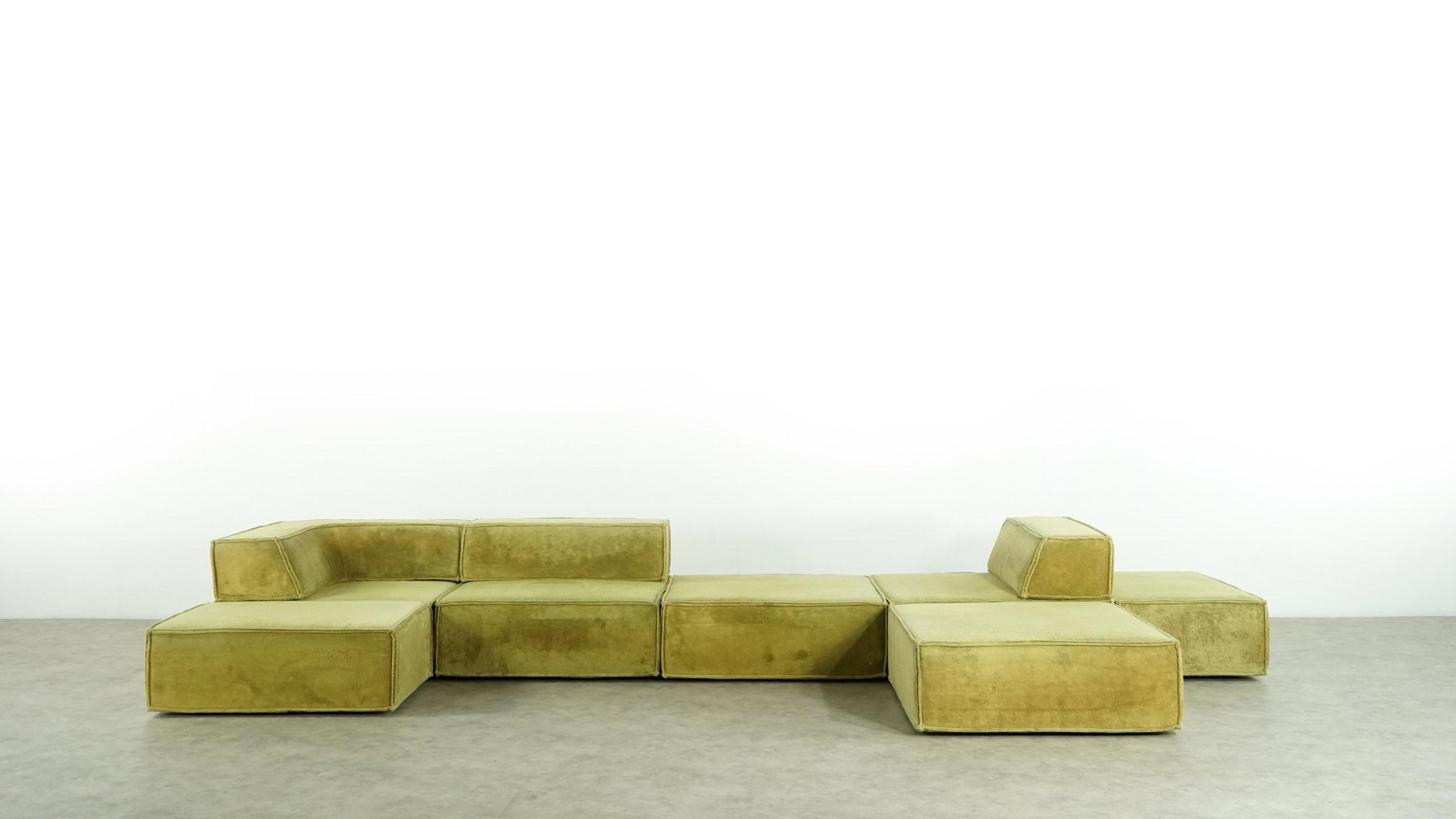 cor trio sofa by team form ag zorrobot. Black Bedroom Furniture Sets. Home Design Ideas