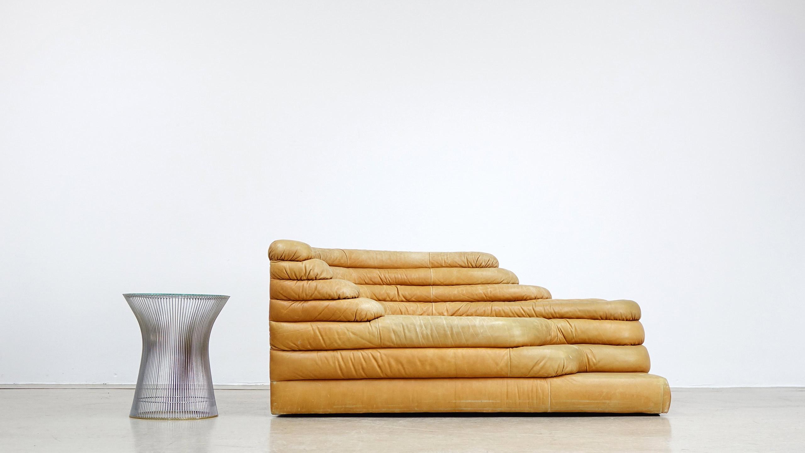 De Sede Terrazza Sofa By Ubald Klug Ds1025 Ueli Berger