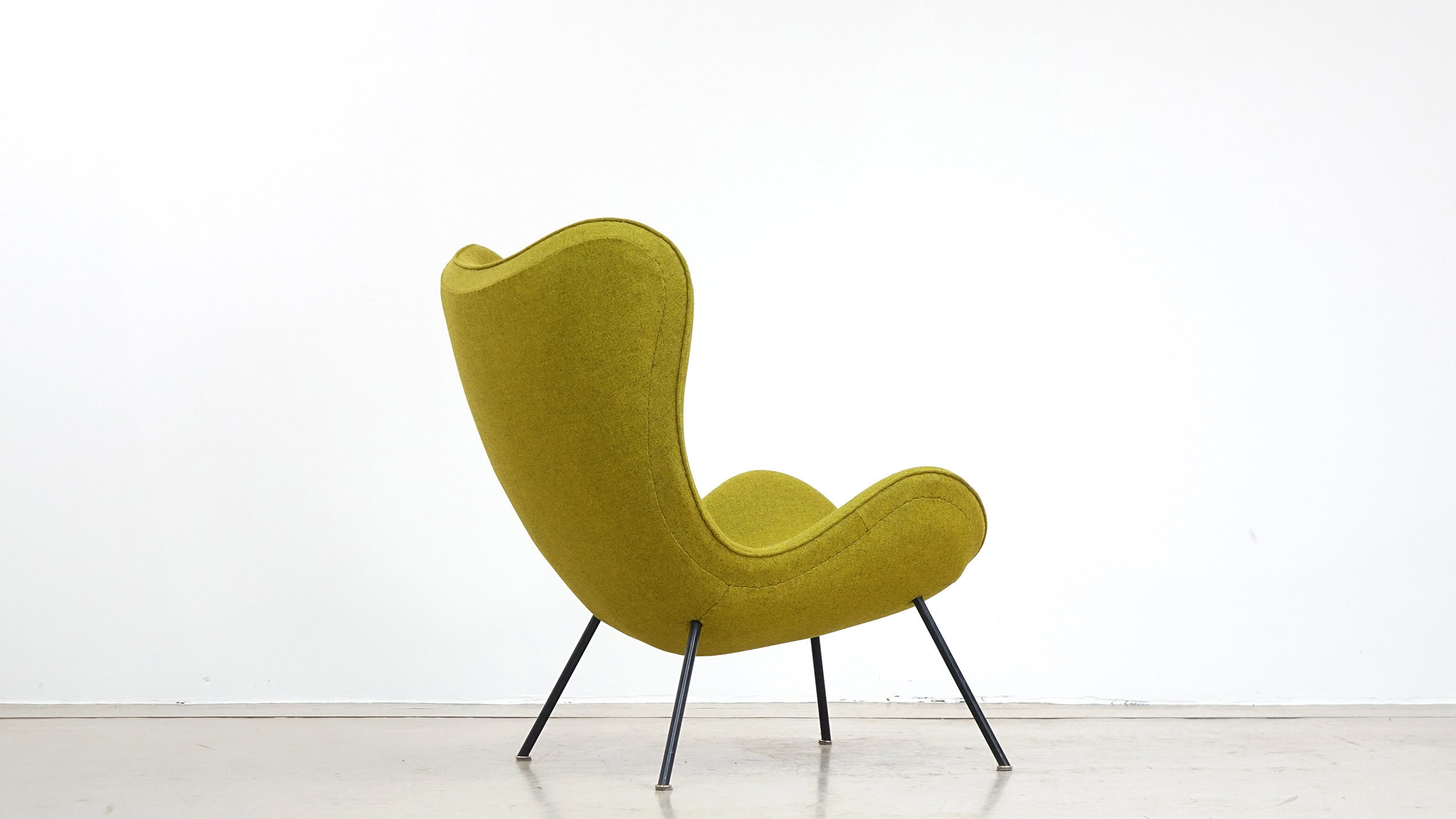 Fritz Neth for Correcta Madame Easy or Lounge Chair