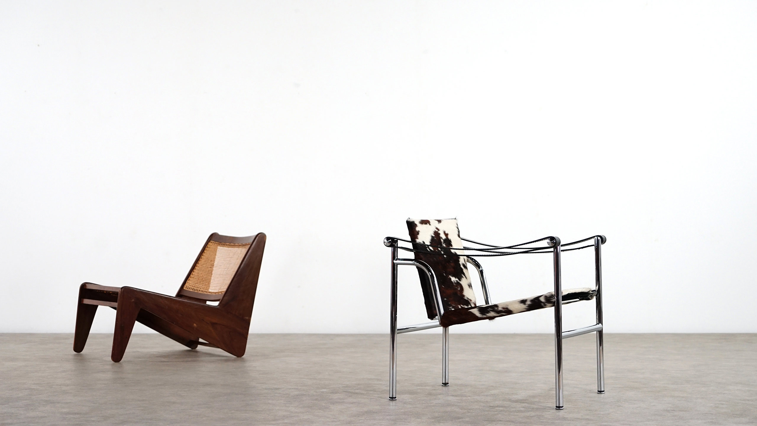 Le Corbusier, Pierre Jeanneret U0026 Charlotte Perriand, 1928   LC1 Chair By  Cassina