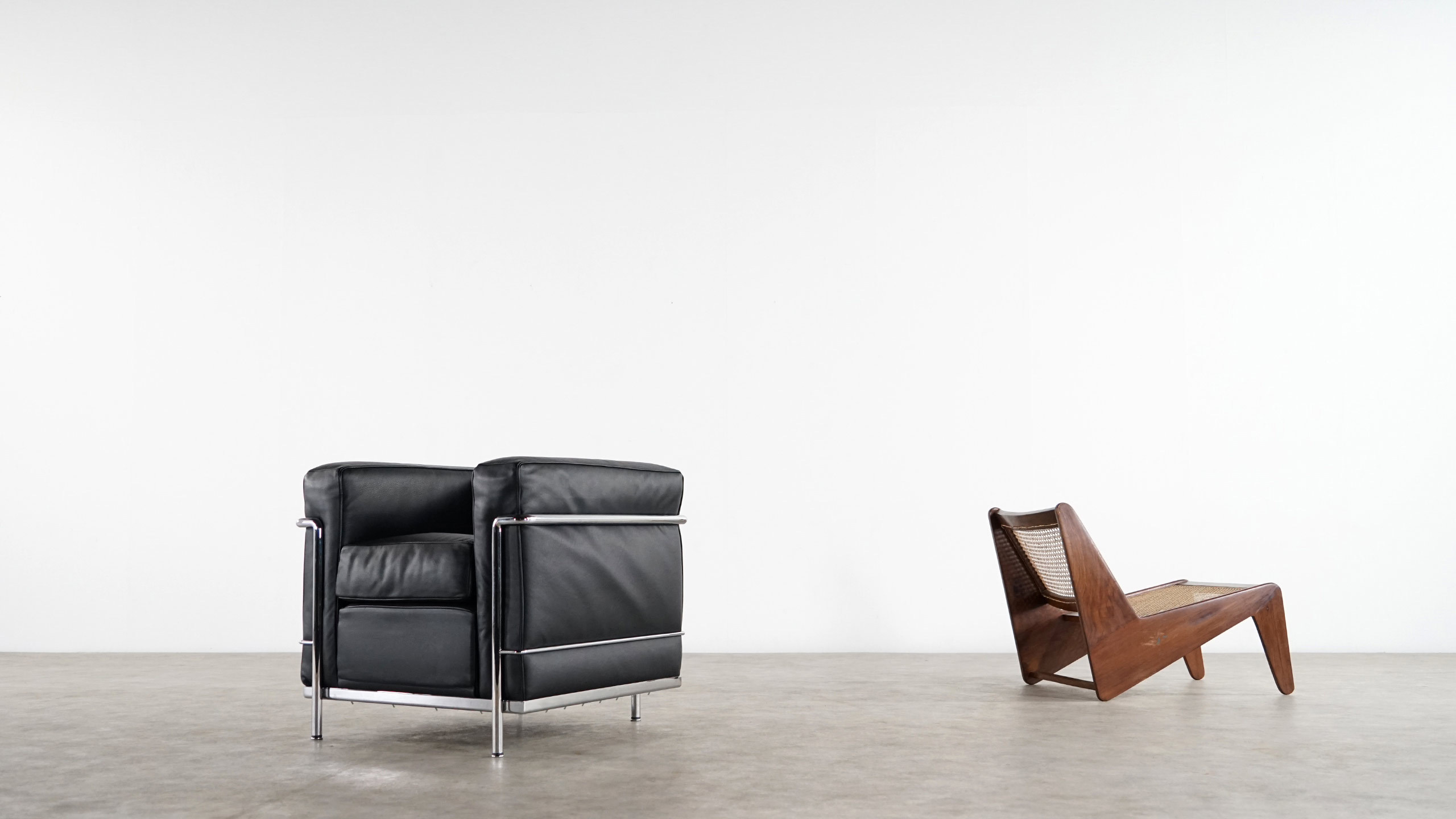 Le Corbusier Lc2 Lounge Chair By Cassina Zorrobot