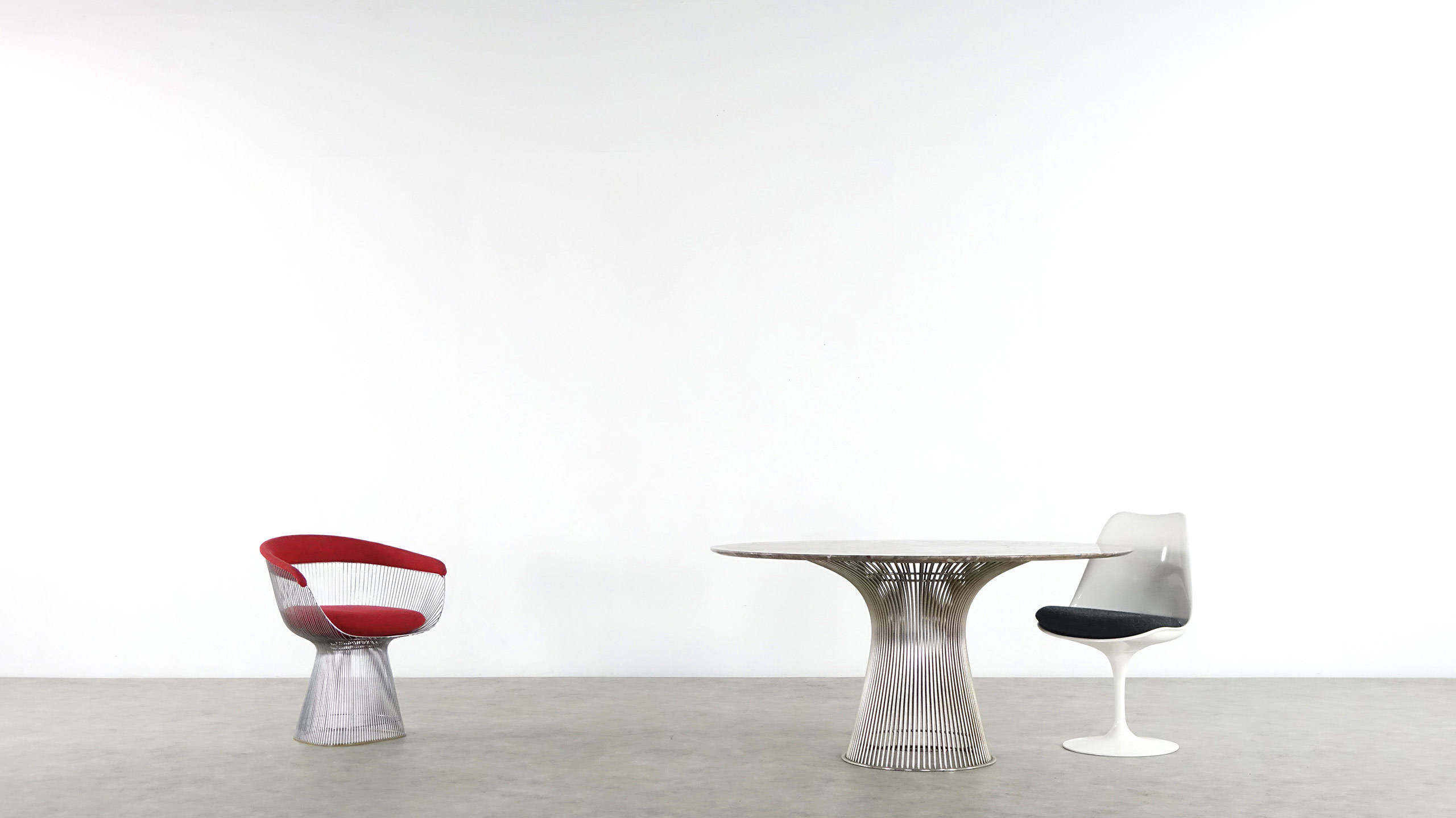 Warren Platner Knoll International 1966 Dining Table